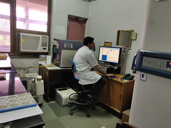 Flowcytometry Laboratory