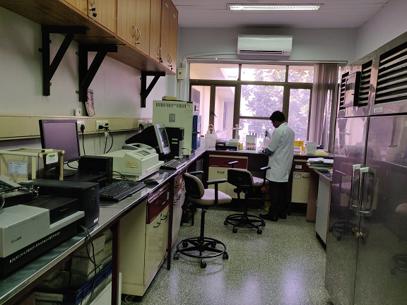 Transfusion Transmitted Infections Laboratory